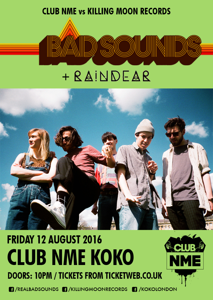 Bad Sounds – Koko, 12th August 2016