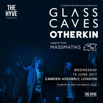 The Hyve Presents, 14th June, Camden Assembly