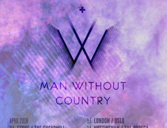 NEWS: DRAPER ANNOUNCES CO-HEADLINE TOUR WITH MAN WITHOUT COUNTRY, TICKETS ON SALE NOW