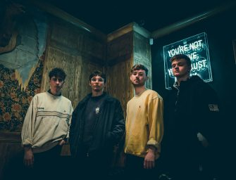 PREMIERE: THE MANATEES RELEASE NEW SINGLE 'MILAN' AHEAD OF MAY TOUR