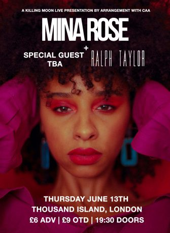 MINA ROSE, THOUSAND ISLAND, JUNE 13TH
