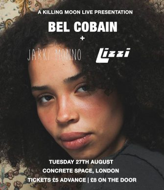 Bel Cobain, Concrete Space, August 27th
