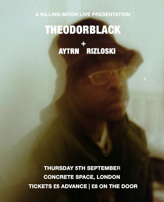 Theodorblack, Concrete Space, September 5th