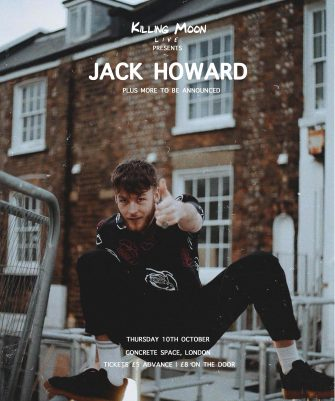 Jack Howard, Concrete Space, October 10th