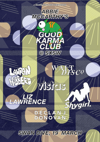Good Karma Club SXSW Showcase