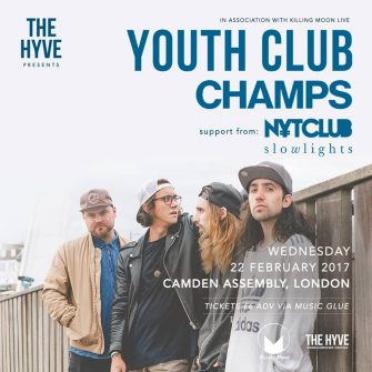 The Hyve Presents, 22nd February, Camden Assembly