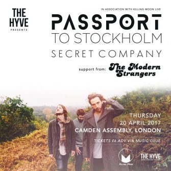 The Hyve Presents, 20th April, Camden Assembly