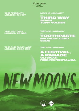 New Moons January 18th – 22nd