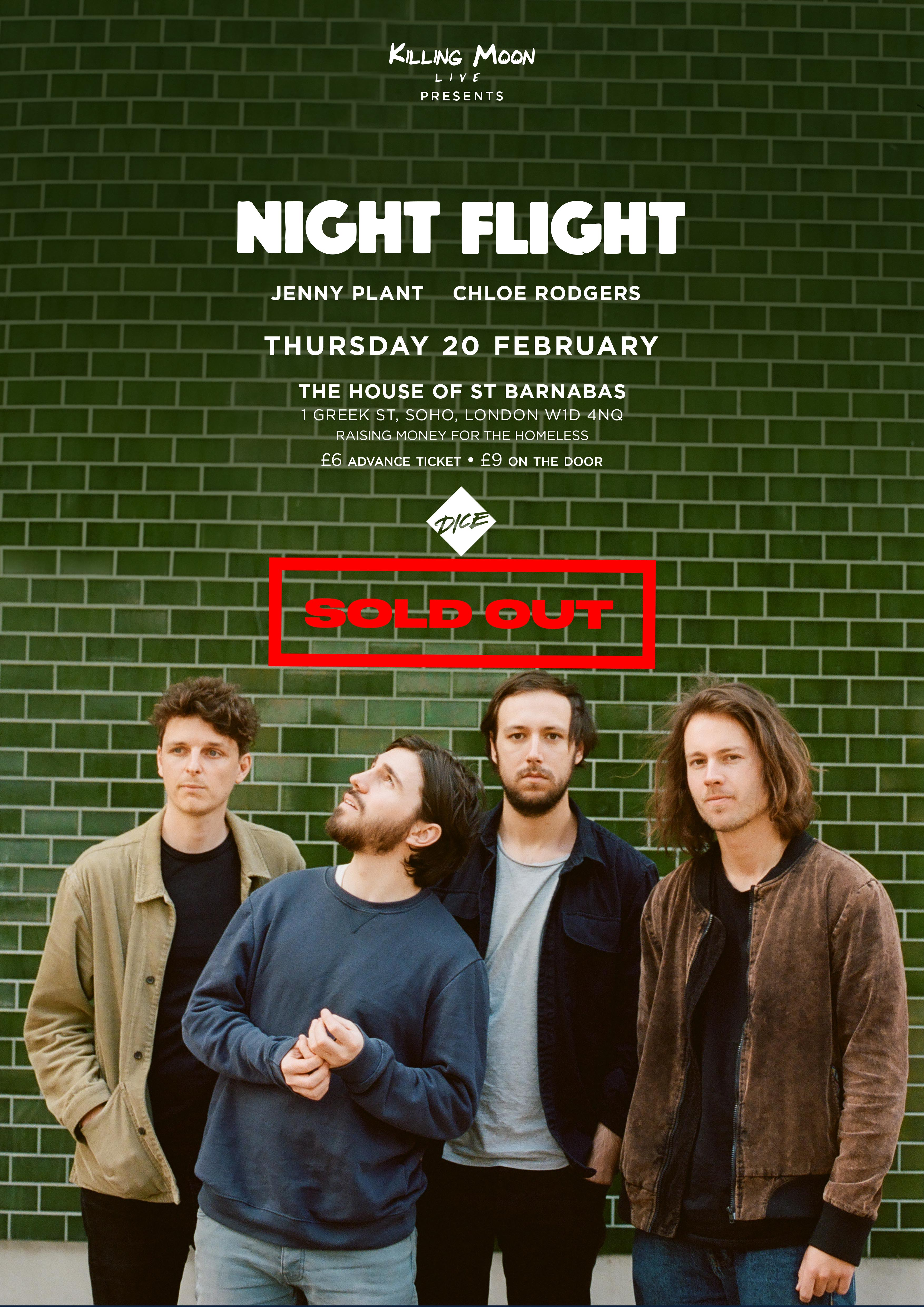 NIGHTFLIGHT SOLD OUT WP